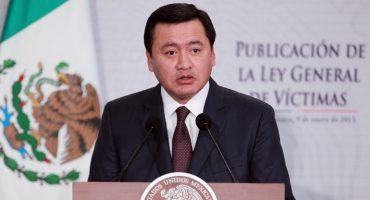 ¿Cómo creen?, con ley de Seguridad Interior no se militarizará al país : Osorio Chong