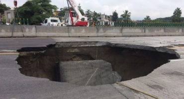 Hallan irregularidades por más de mil millones de pesos en Paso Exprés