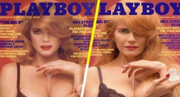 Las 7 Playmates que recrearon sus portadas de Playboy 30 años después
