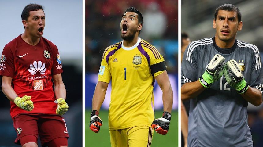 ¿Quién debe ser el portero titular de Argentina en Rusia... si llegan?