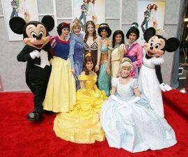 Princesas - Disneyland