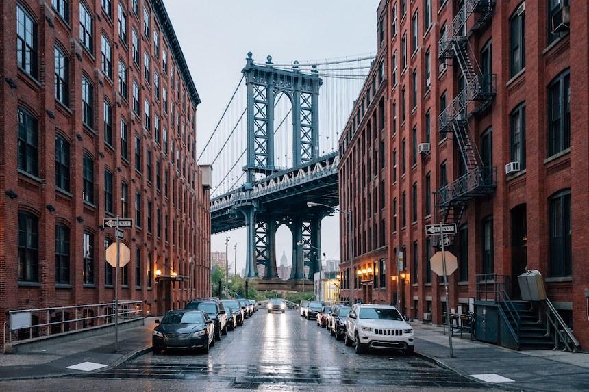 Los puentes más bellos - Manhattan