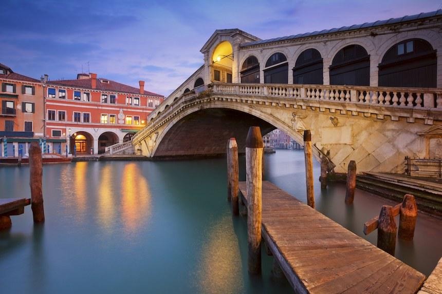 Los puentes más bellos - Rialto