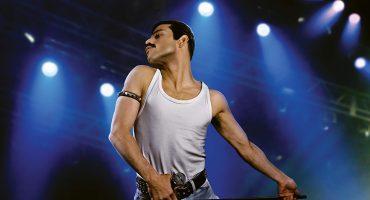 "Mira a Rami Malek cantando ""Bohemian Rhapsody"" en la biopic de Queen"