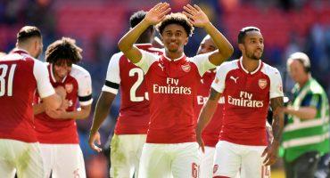 Promesas de la Premier League: Reiss Nelson es el futuro del Arsenal