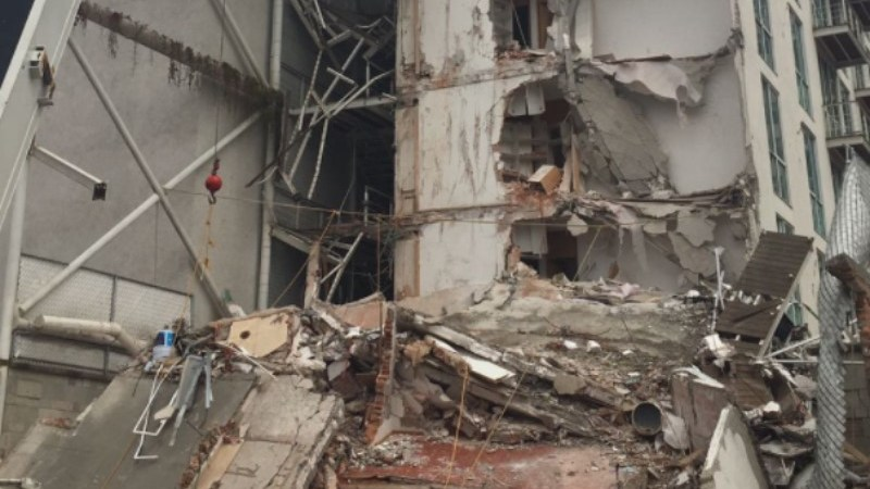 edificio sismo