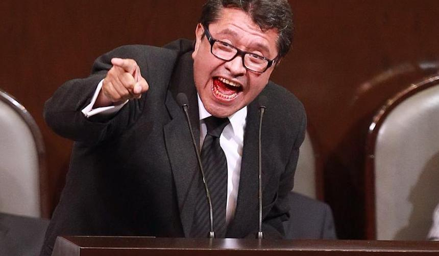 Ricardo Monreal, titular de la delegación Cuauhtémoc