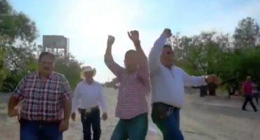 alcalde de Río Bravo y su ridículo video