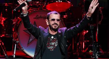 Ringo Starr homenajea su pasado como Beatle en 'Give More Love'