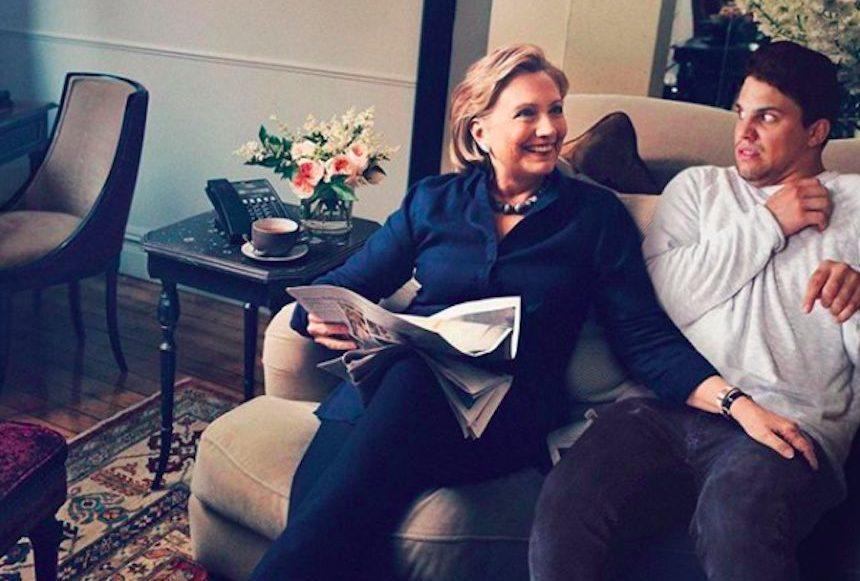 Robert Van impe - Hillary Clinton