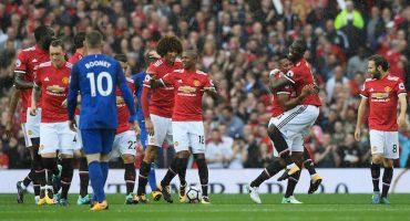 Amargo regreso de Wayne Rooney: el Everton sale goleado de Old Trafford