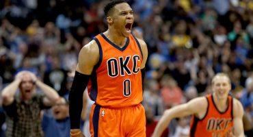Russell Westbrook se vuelve el jugador mejor pagado en la historia de la NBA
