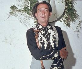 La mujer que pidió exhumar los restos de Dalí no es su hija.