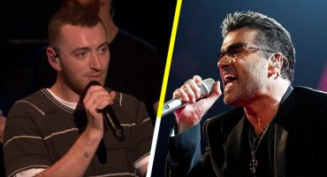 Sam Smith se luce en su homenaje a George Michael con