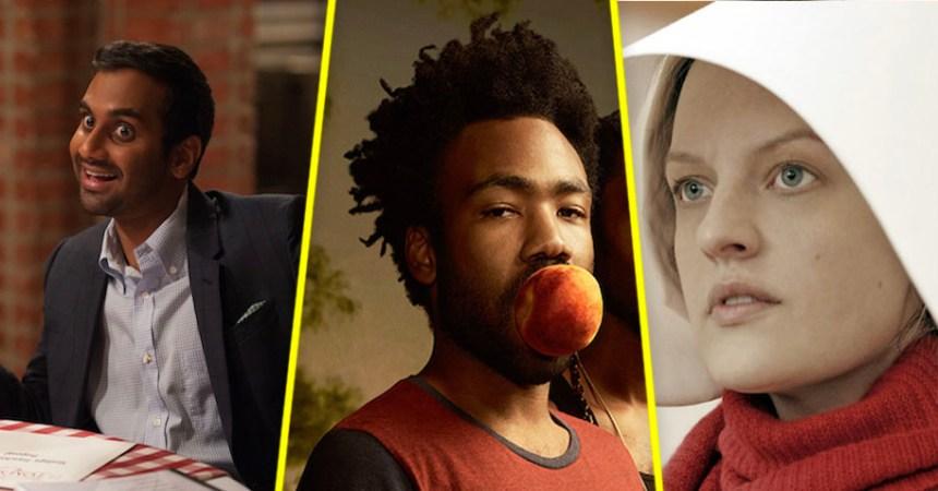 Series de televisión - Premios Emmy 2017