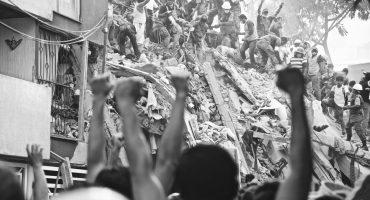 La CDMX sigue en pie: postales de la solidaridad de los chilangos