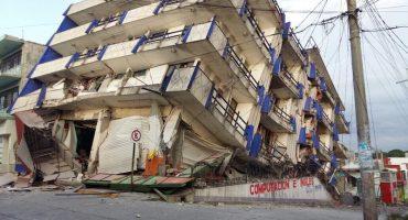 30 fotos y videos que muestran la destrucción del sismo en Mexico