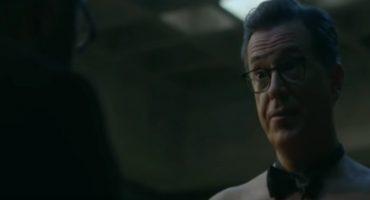 Emmys 2017: ¡Mira a Stephen Colbert en su parodia de Westworld!