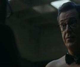 Stephen Colbert - Parodia de Westworld