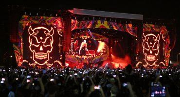 Mira a Rolling Stones tocar