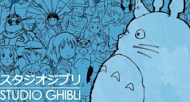 El anime en su mejor punto: la evolución de Studio Ghibli