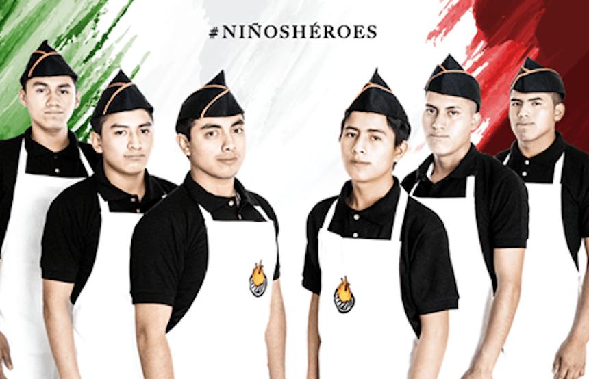Campaña publicitaria compara a taqueros con Niños Héroes