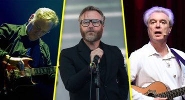 Escucha los covers que The National hizo a New Order y Talking Heads