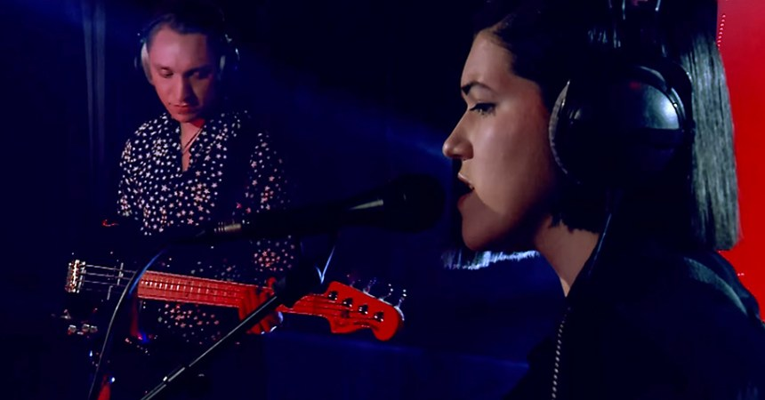 The xx le hace un cover a Justin Timberlake.