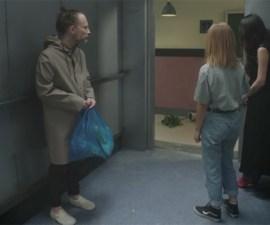 El nuevo video de Radiohead muestra a un Thom Yorke víctima de sus vecinos