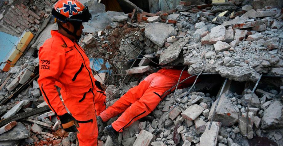 La historia de los topos y su reaparición 32 años después del terremoto del 85