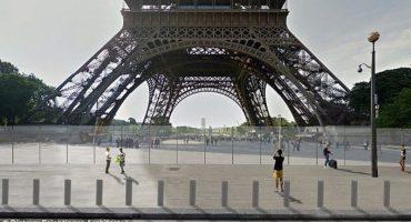 Terrorismo cambia cara de París: inicia construcción de muro blindado en la Torre Eiffel