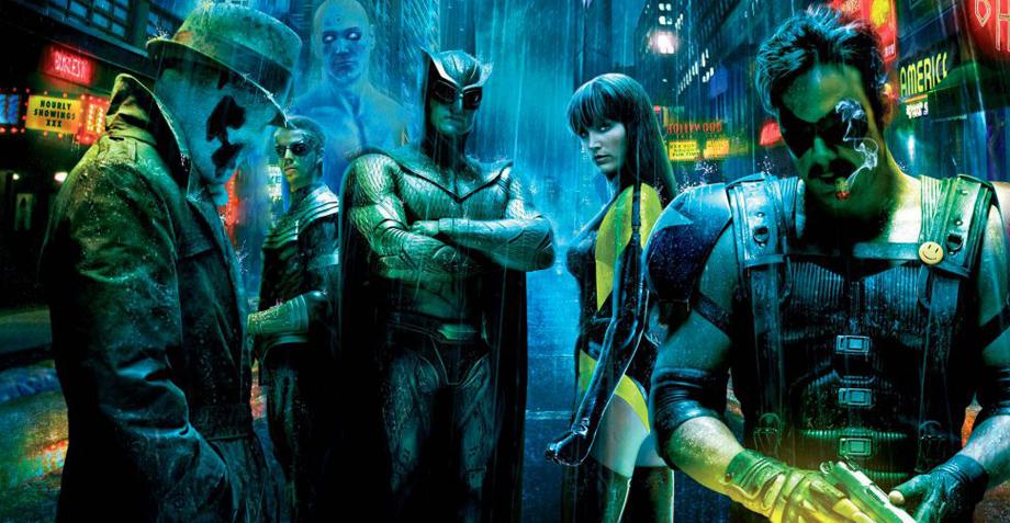 HBO está interesado en hacer una serie de Watchmen