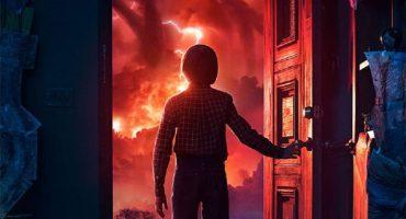 Will es testigo del horror en el nuevo póster de Stranger Things