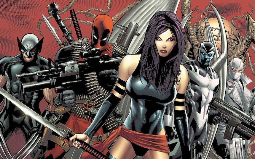 X-Force - Mutantes