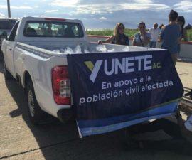 "Caravana de ""Yunete"","