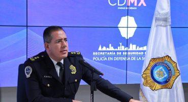 No hay elementos para decir que hay crisis de seguridad en CDMX: mando de la SSP
