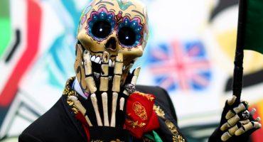 Mira el Desfile de Día de Muertos del GP de México