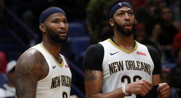 ¿Qué pasa cuando dos jugadores de NBA entran a una casa de terror?