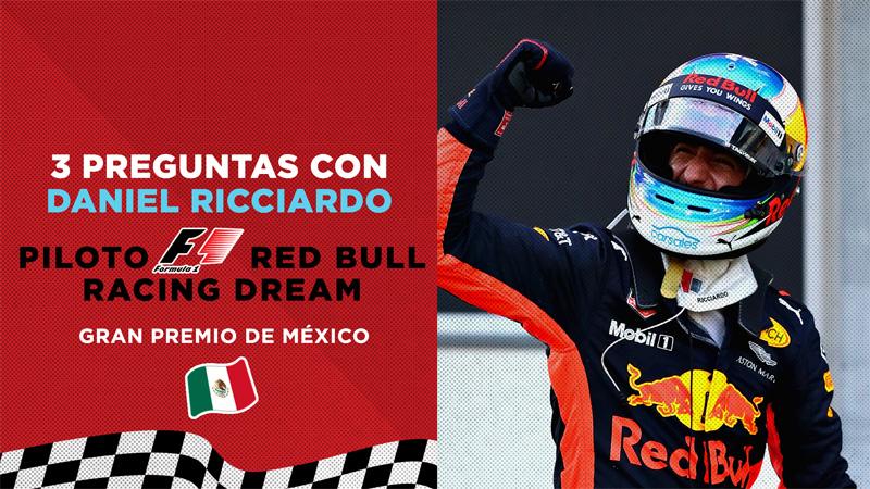 Gran Premio de México Daniel Ricciardo