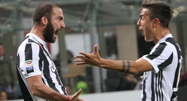 Pipita, 101 goles en Serie A y contando