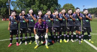 Un equipo de ensueño: 10 'Messis' y un portero
