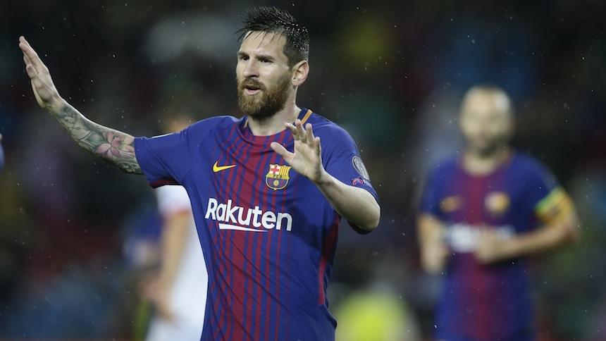 El Barcelona no lució, pero igual ganó