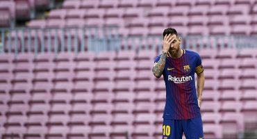 La derrota de la libertad, Cataluña, España… Y el futbol