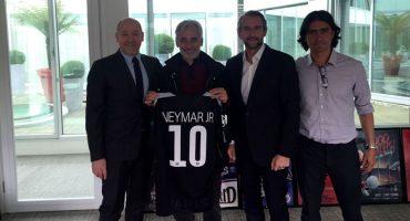 Pachuca busca una alianza con el París Saint-Germain