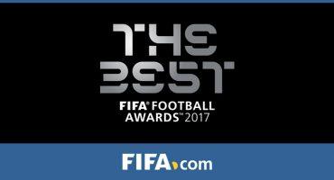 The Best 2017: Checa los ganadores de la gala FIFA a lo mejor del año