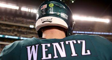 El show de Wentz: Los Eagles ganaron el MNF