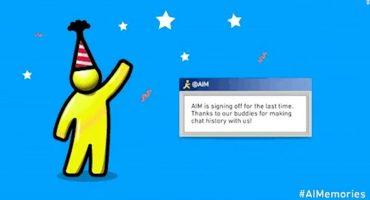 Tras 20 años de existir, el Instant Messenger de AOL desaparecerá