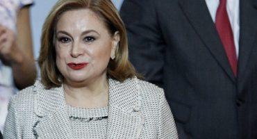 ¿Corrupción? Es un problema de percepción generado por las redes: Arely Gómez