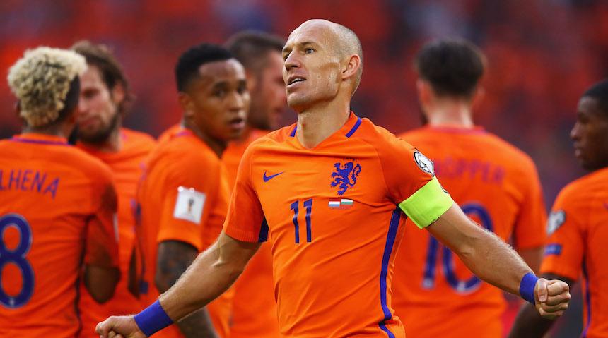 #Noerapenal: Holanda oficialmente fuera del Mundial del 2018