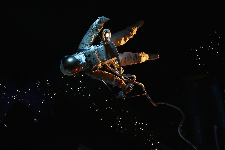 Astronauta - NASA